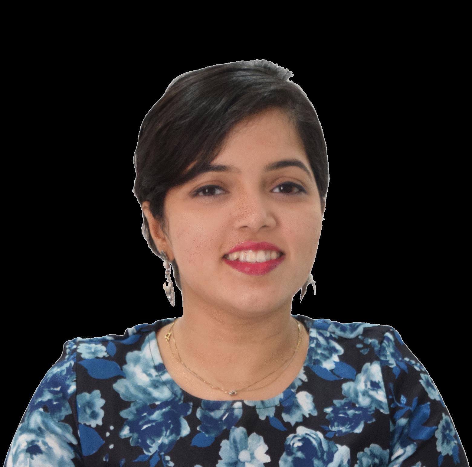 Audreza Das, P.G. Dip.