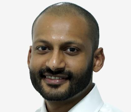 Nishant Kumar, MPH