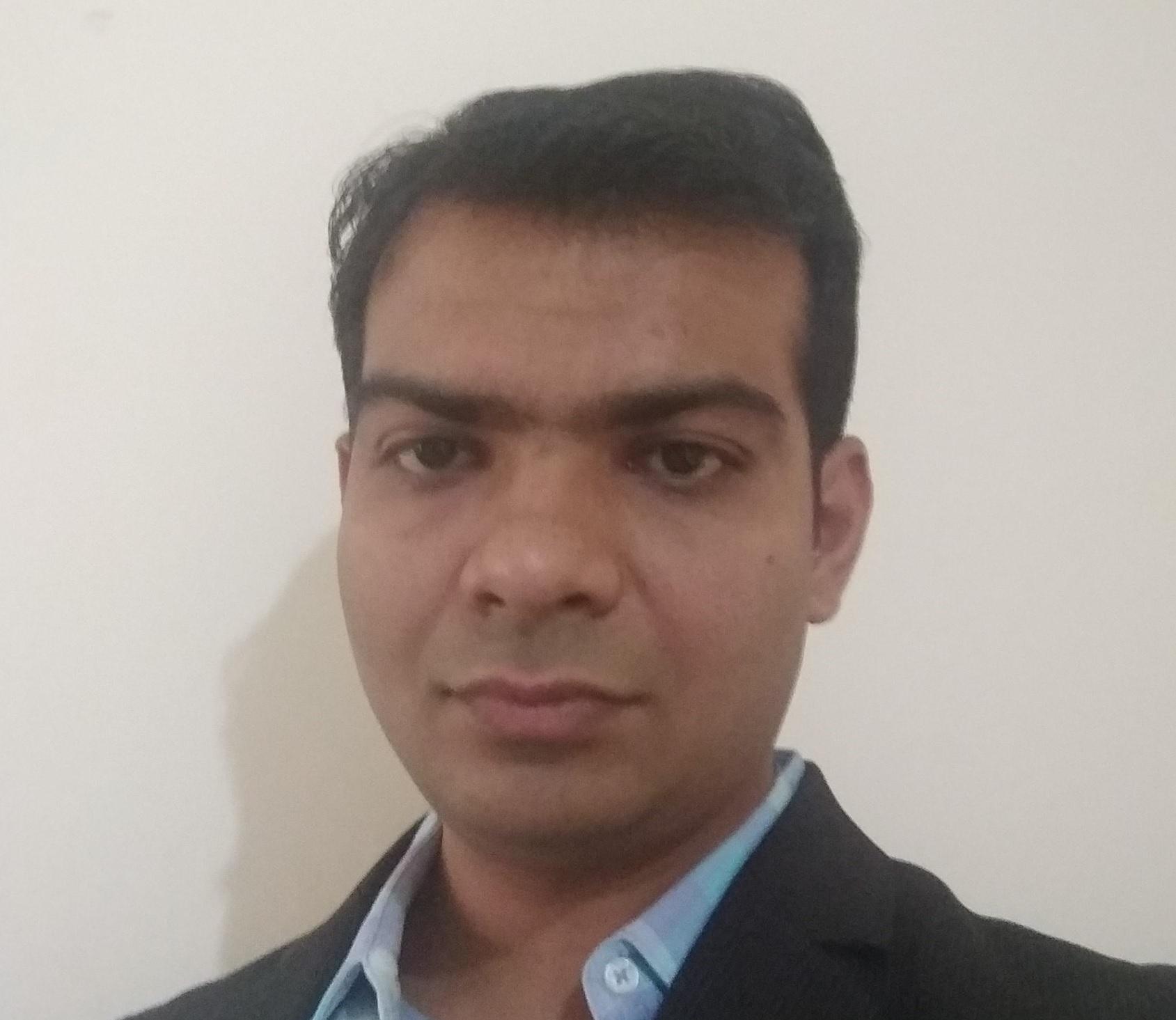 Ritesh Gupta, Ph.D.