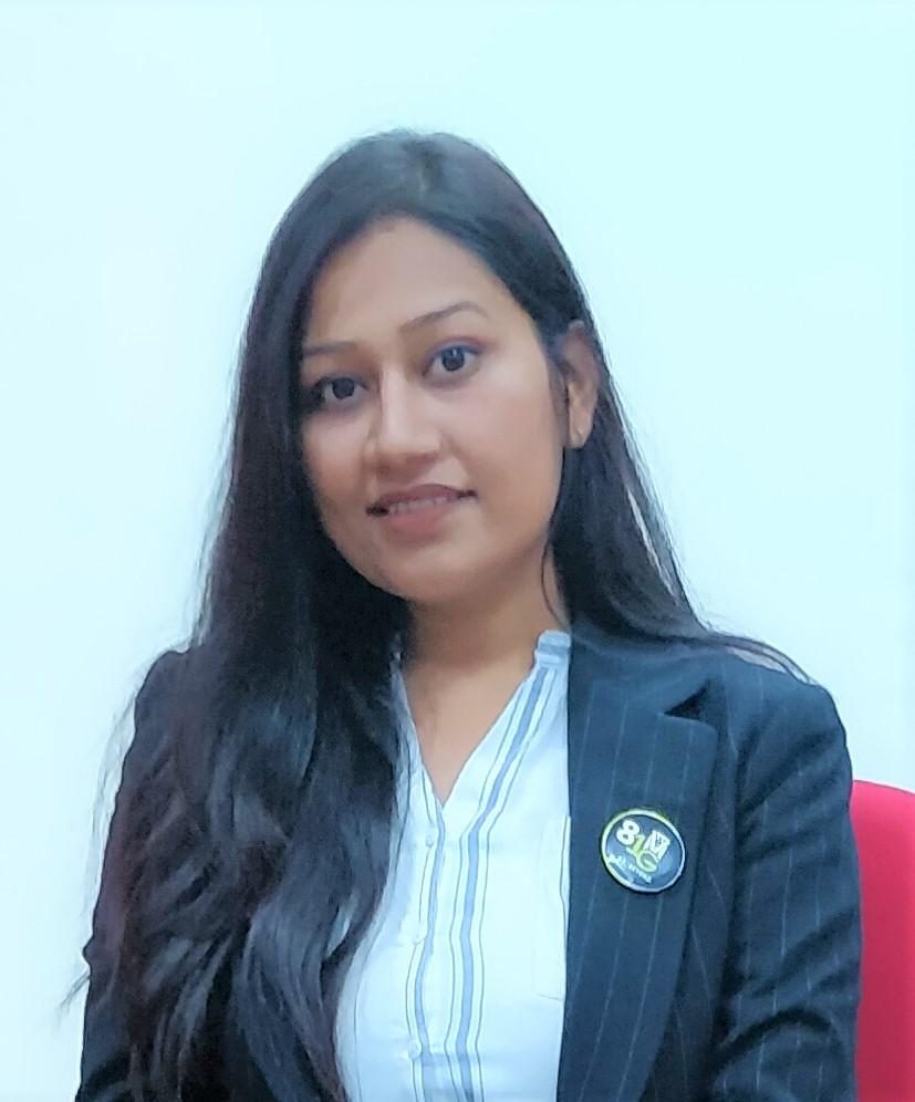 Muskan Kishore, MBA(Pharm)